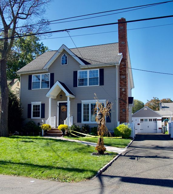 Single Family Home for Sale at 51 19th Street 51 19th Street Kenilworth, New Jersey 07033 United States