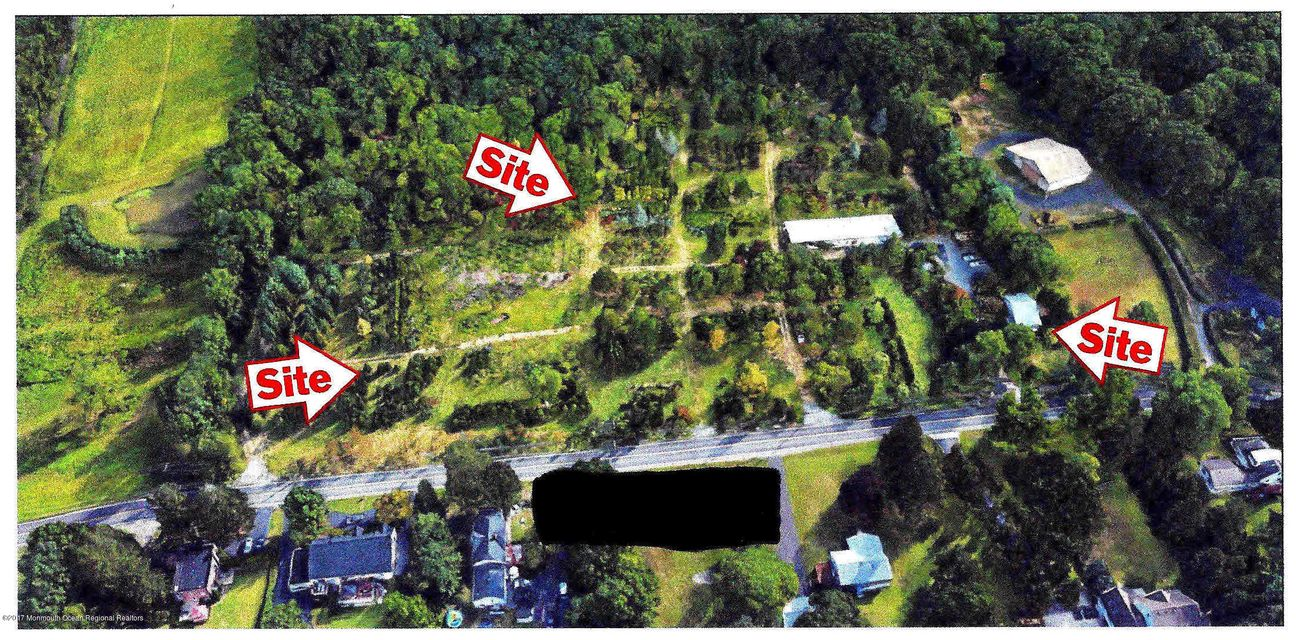 Land for Sale at 92-96 Millhurst Road 92-96 Millhurst Road Manalapan, New Jersey 07726 United States