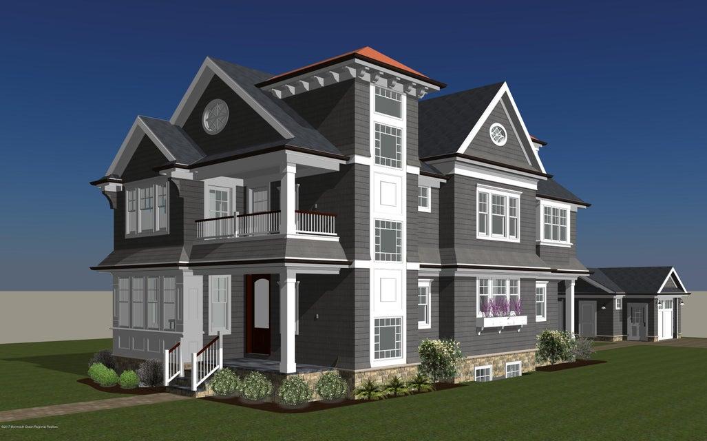 獨棟家庭住宅 為 出售 在 301 Trenton Boulevard 301 Trenton Boulevard Sea Girt, 新澤西州 08750 美國