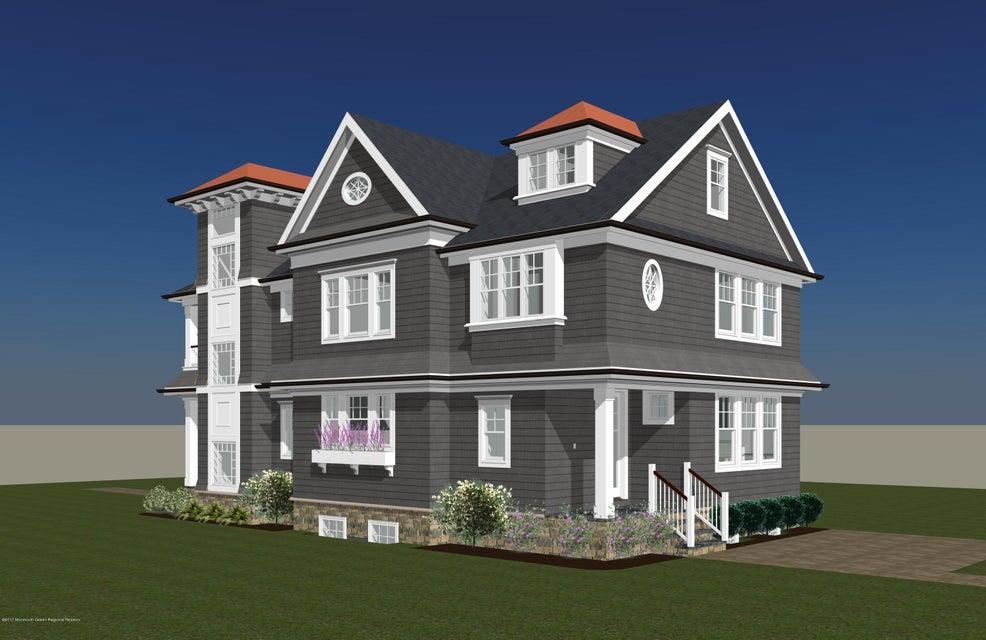 301 Trenton Side & Rear Elevation