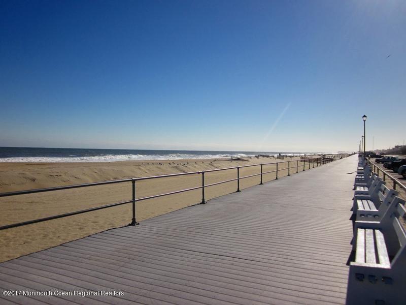 Sea Girt Boardwalk