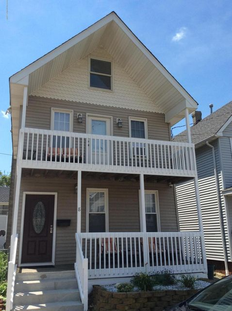 Single Family Home for Rent at 8 Surf Street 8 Surf Street Sea Bright, New Jersey 07760 United States