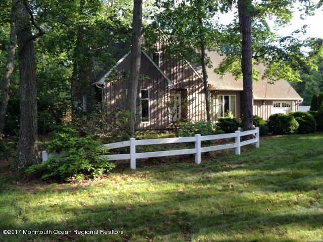 Casa Unifamiliar por un Alquiler en 83 Johnson Street 83 Johnson Street Waretown, Nueva Jersey 08758 Estados Unidos