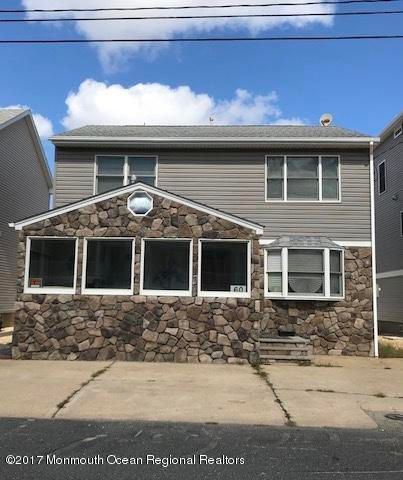Single Family Home for Rent at 60 Harding Avenue 60 Harding Avenue Ortley Beach, New Jersey 08751 United States