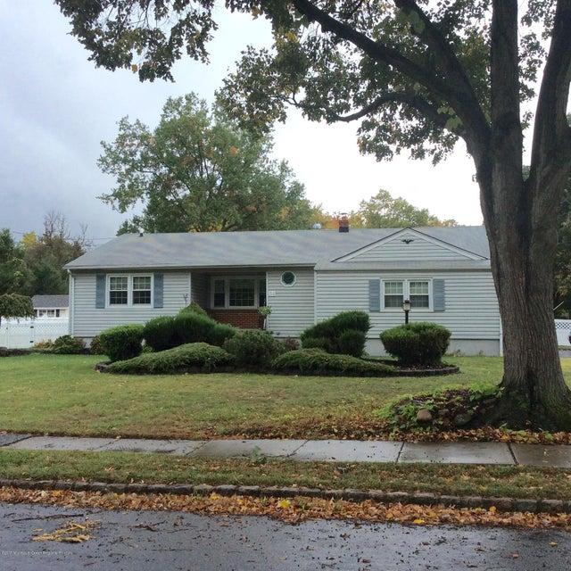 Tek Ailelik Ev için Satış at 54 Canterbury Drive 54 Canterbury Drive Clark, New Jersey 07066 Amerika Birleşik Devletleri
