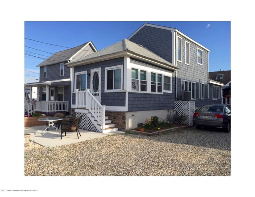 Single Family Home for Rent at 68 Decatur Avenue 68 Decatur Avenue Seaside Park, New Jersey 08752 United States