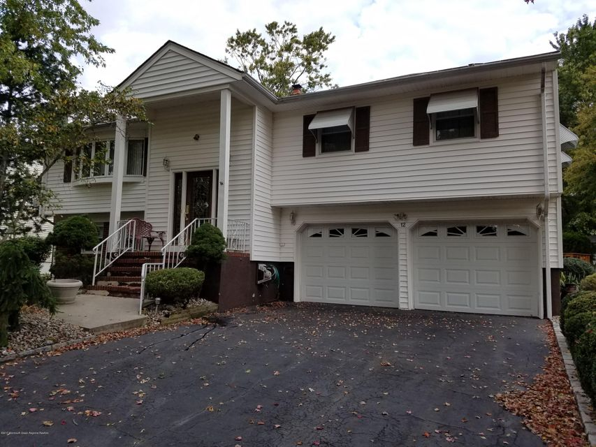Single Family Home for Sale at 12 Library Place 12 Library Place Edison, New Jersey 08820 United States