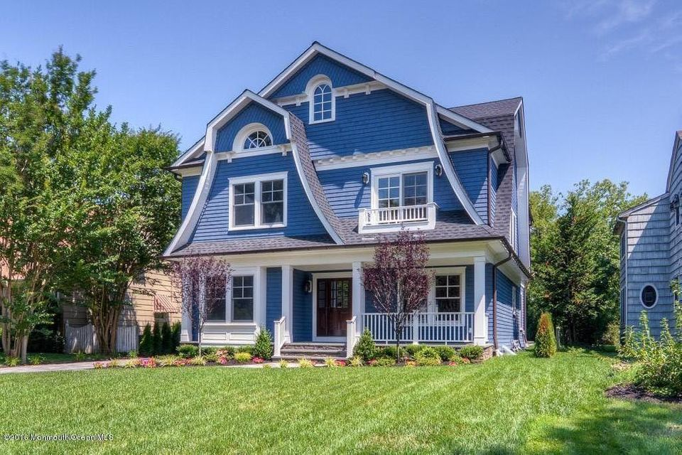 Single Family Home for Sale at 509 Crescent Parkway 509 Crescent Parkway Sea Girt, New Jersey 08750 United States