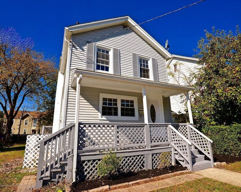 Maison unifamiliale pour l Vente à 143 Davenport Street 143 Davenport Street Somerville, New Jersey 08876 États-Unis