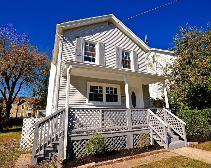 Vivienda unifamiliar por un Venta en 143 Davenport Street 143 Davenport Street Somerville, Nueva Jersey 08876 Estados Unidos