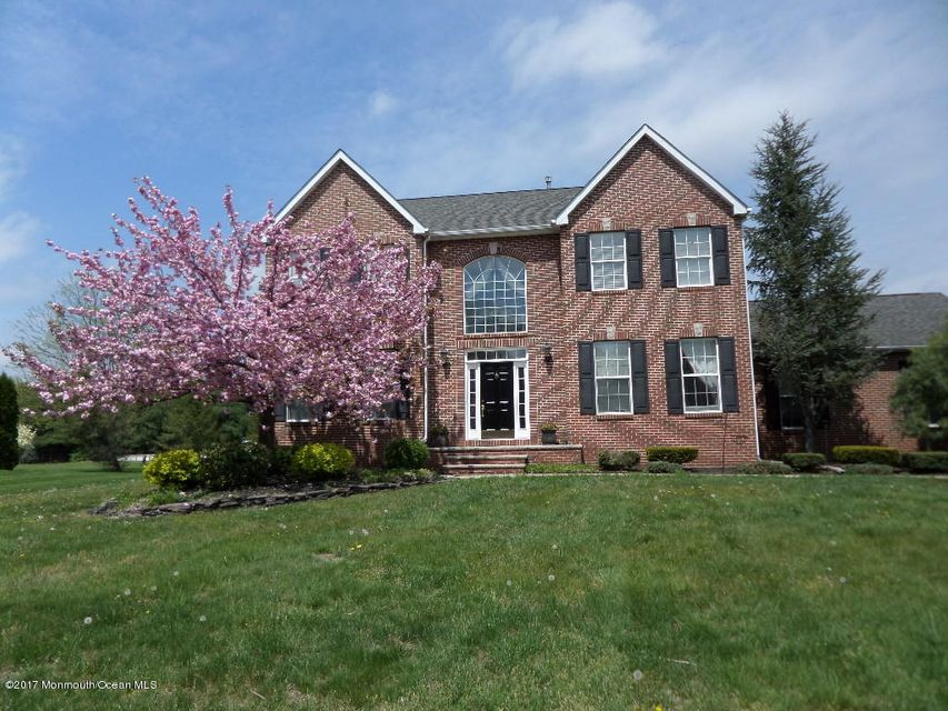 Single Family Home for Sale at 14 Maria Drive 14 Maria Drive Plumsted, New Jersey 08533 United States