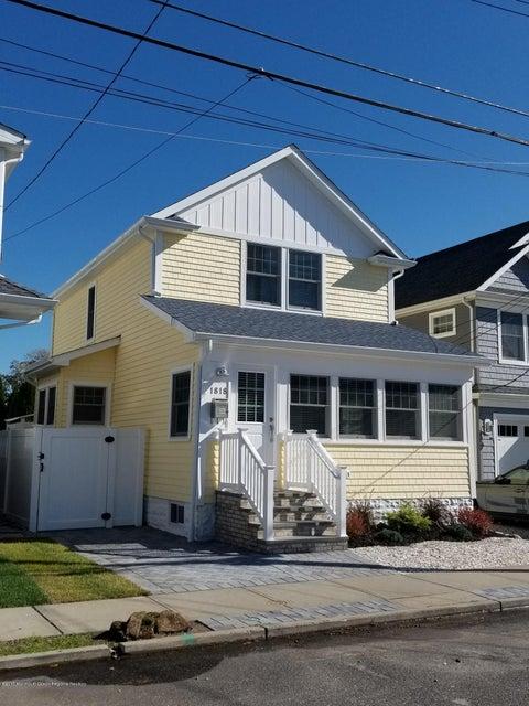 独户住宅 为 出租 在 1818 Fernwood Road 1818 Fernwood Road 科摩湖, 新泽西州 07719 美国