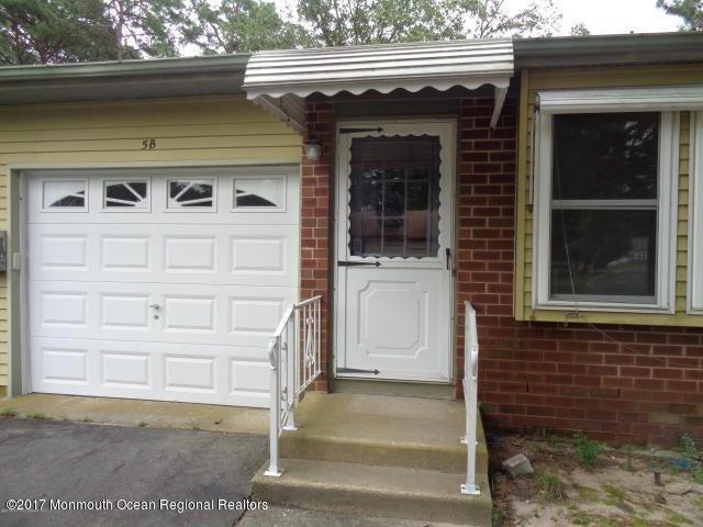 独户住宅 为 出租 在 5b Graystone Place 5b Graystone Place Whiting, 新泽西州 08759 美国