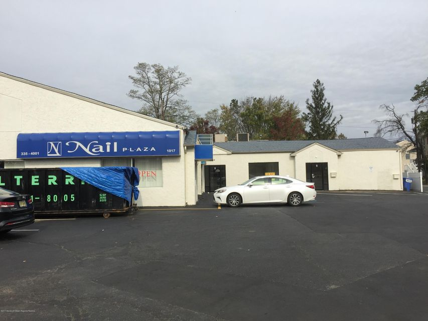 Commercial for Sale at 1017 Rte 36 1017 Rte 36 Union Beach, New Jersey 07735 United States