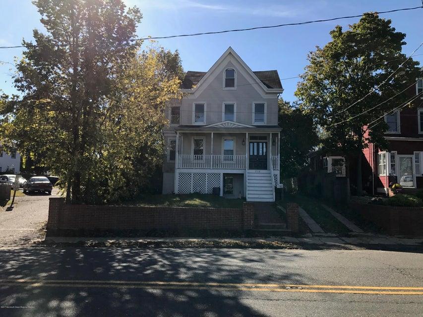 Casa Unifamiliar por un Alquiler en 210 Front Street 210 Front Street Keyport, Nueva Jersey 07735 Estados Unidos
