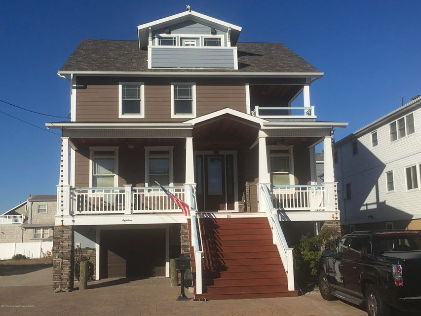 Single Family Home for Sale at 18 2nd Avenue 18 2nd Avenue Ortley Beach, New Jersey 08751 United States