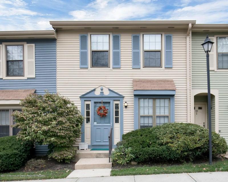 Condominium for Rent at 79 Bradford Court 79 Bradford Court Aberdeen, New Jersey 07747 United States