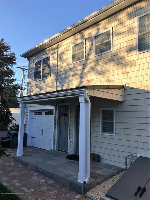 Single Family Home for Rent at 616 3rd Avenue 616 3rd Avenue Bradley Beach, New Jersey 07720 United States
