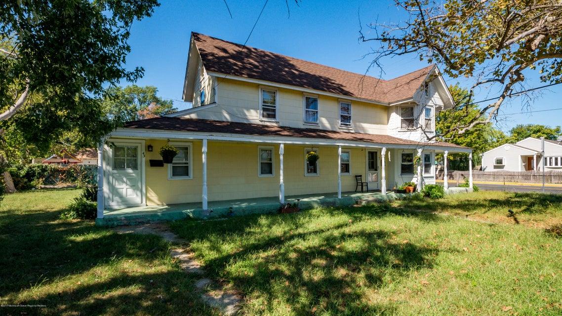 多戶家庭房屋 為 出售 在 41 Main Street 41 Main Street Keansburg, 新澤西州 07734 美國