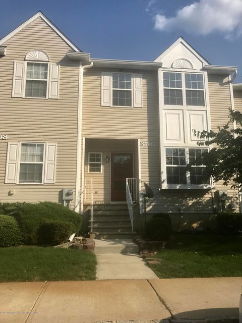 Condominium for Rent at 3107 Smoke House Court 3107 Smoke House Court Freehold, New Jersey 07728 United States