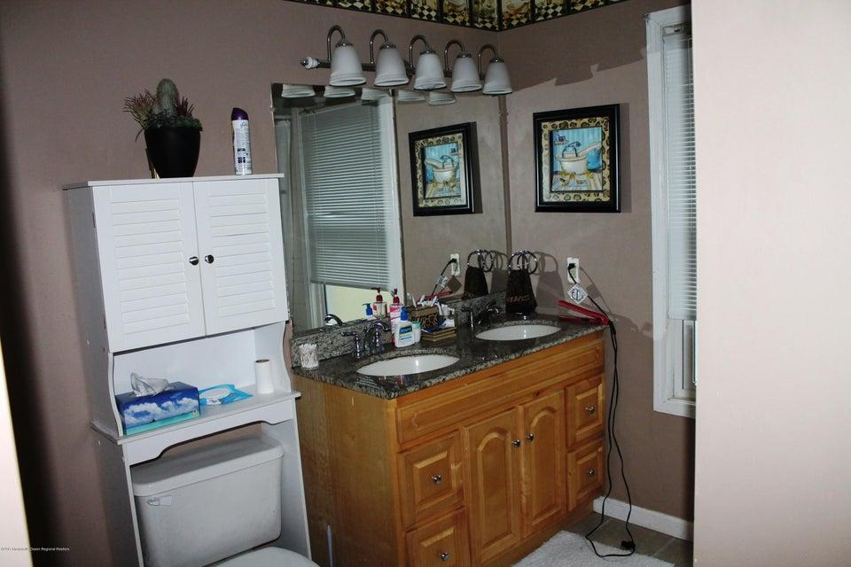 Remodeled upstairs Bath
