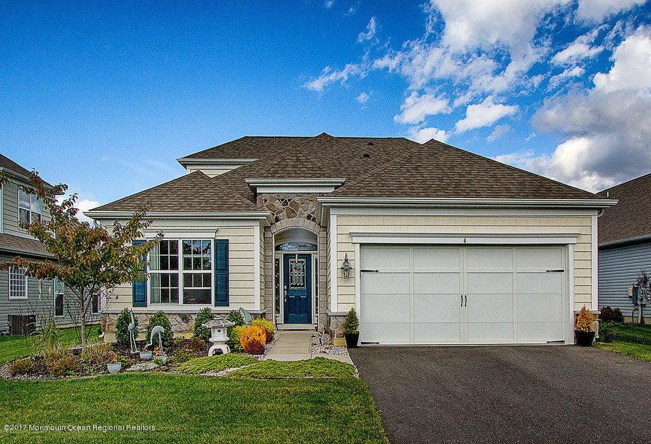 Single Family Home for Sale at 4 Grimaldi Drive 4 Grimaldi Drive Farmingdale, New Jersey 07727 United States