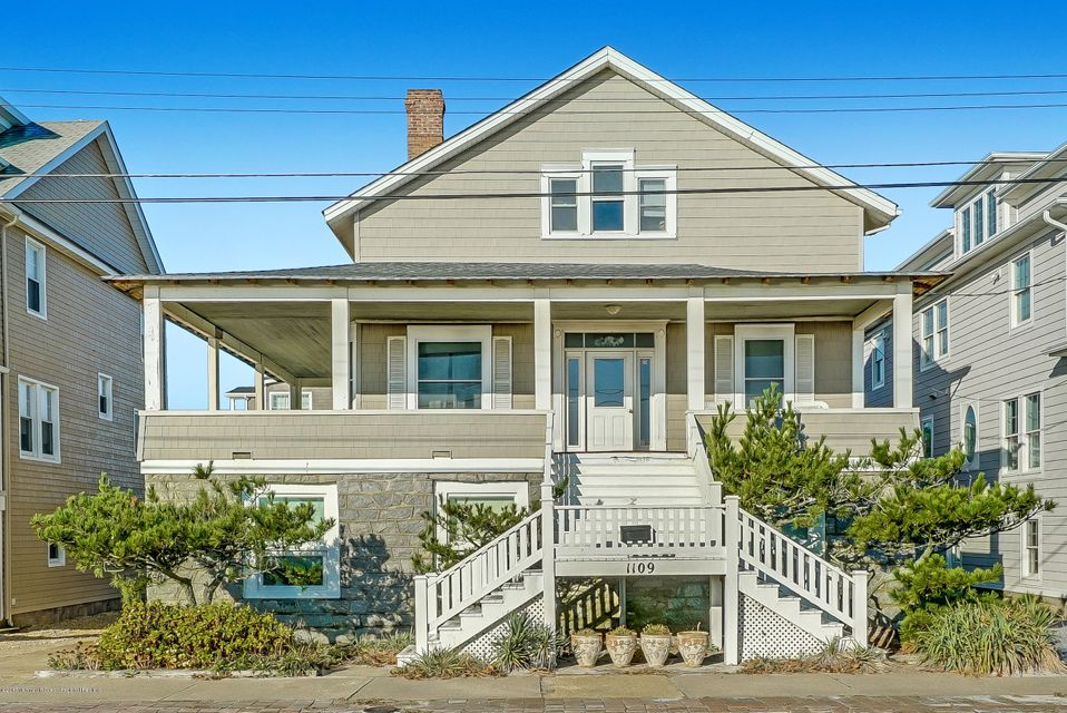 House for Sale at 1109 Ocean Avenue 1109 Ocean Avenue Seaside Park, New Jersey 08752 United States