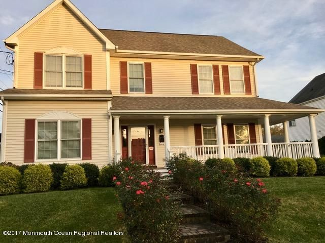 Single Family Home for Rent at 102 4th Avenue 102 4th Avenue Sea Girt, New Jersey 08750 United States