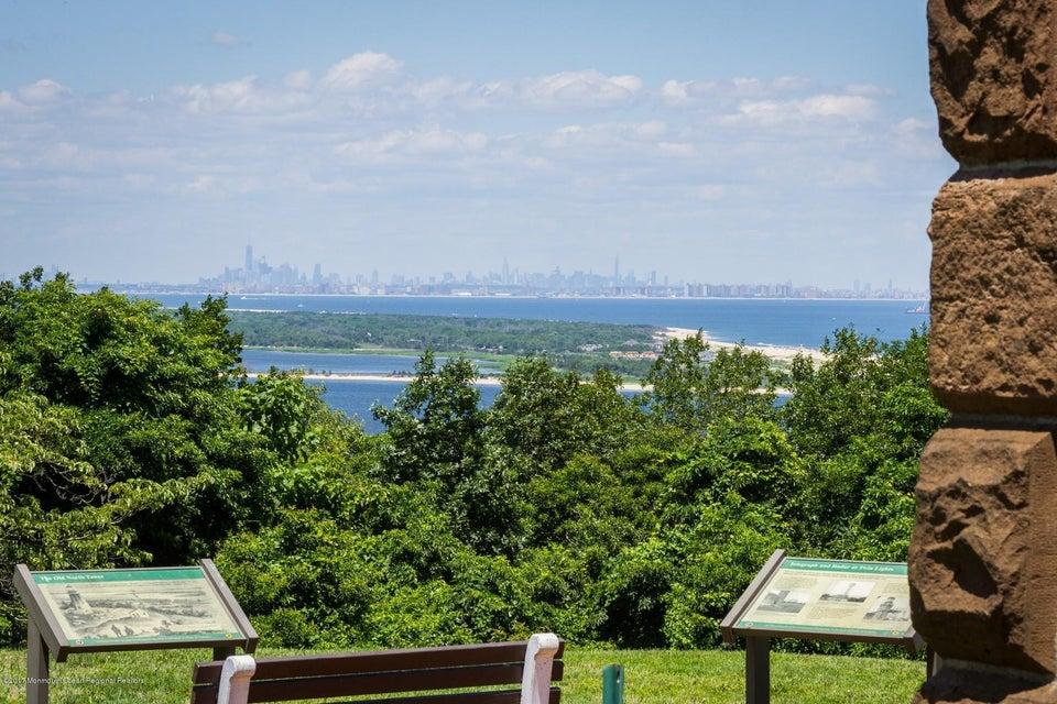 Mount Mitchill Scenic Overlook