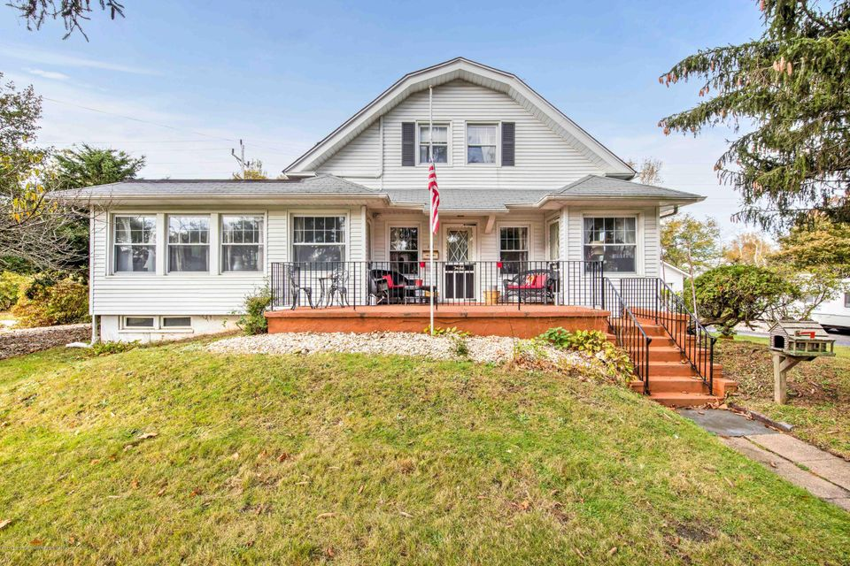 Single Family Home for Sale at 110 Monmouth Drive 110 Monmouth Drive Deal, New Jersey 07723 United States