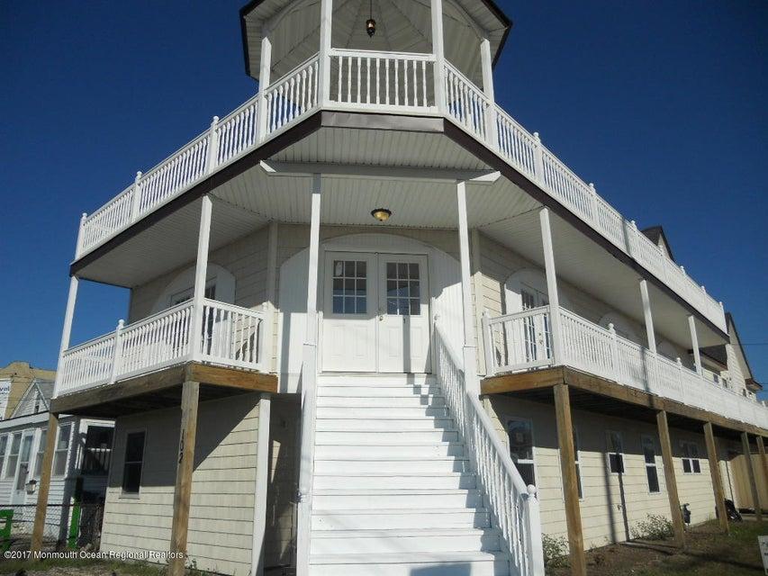 独户住宅 为 出租 在 102 Bay Boulevard 102 Bay Boulevard Seaside Heights, 新泽西州 08751 美国