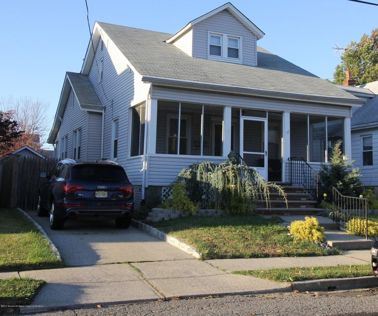 Single Family Home for Sale at 26 Claremont Avenue 26 Claremont Avenue South River, New Jersey 08882 United States