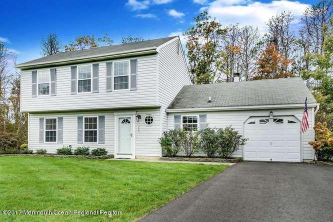 独户住宅 为 出租 在 205 Marlin Court 205 Marlin Court 布里克, 新泽西州 08724 美国
