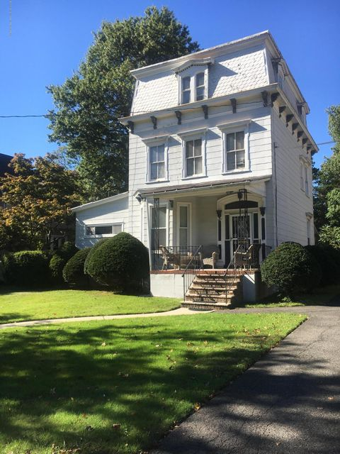 Multi-Family Home for Sale at 766 Kensington Avenue 766 Kensington Avenue Plainfield, New Jersey 07060 United States
