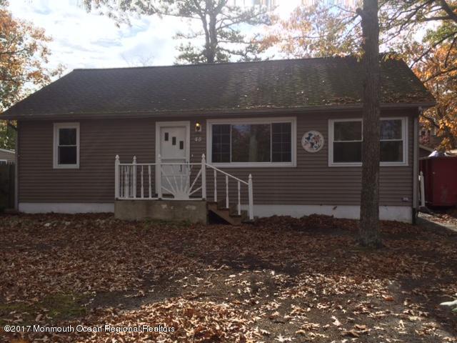 Casa Unifamiliar por un Alquiler en 48 Letts Landing Road 48 Letts Landing Road Waretown, Nueva Jersey 08758 Estados Unidos