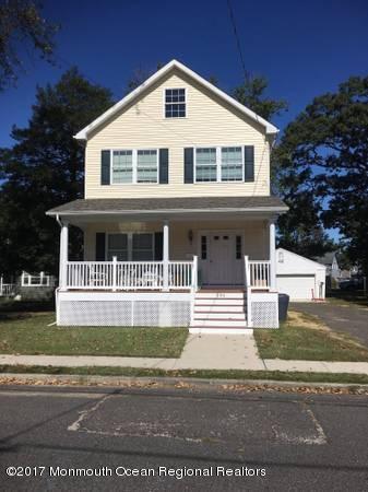 独户住宅 为 出租 在 706 17th Avenue 706 17th Avenue 科摩湖, 新泽西州 07719 美国