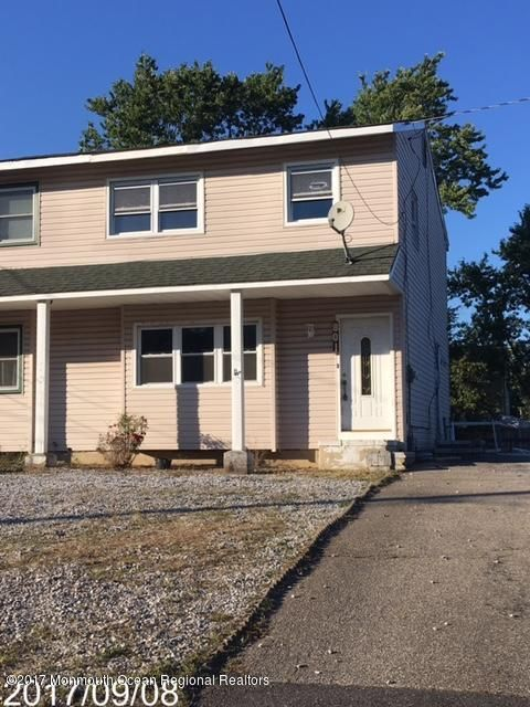 Single Family Home for Sale at 801 Birch Street 801 Birch Street Lakehurst, New Jersey 08733 United States