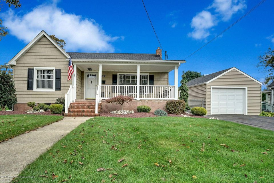 Single Family Home for Sale at 299 Midland Avenue 299 Midland Avenue South Amboy, New Jersey 08879 United States