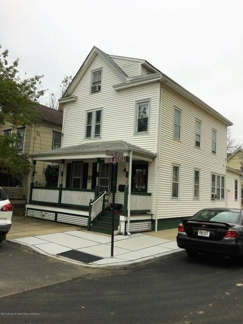 Maison multifamiliale pour l Vente à 148 Heck Avenue 148 Heck Avenue Ocean Grove, New Jersey 07756 États-Unis
