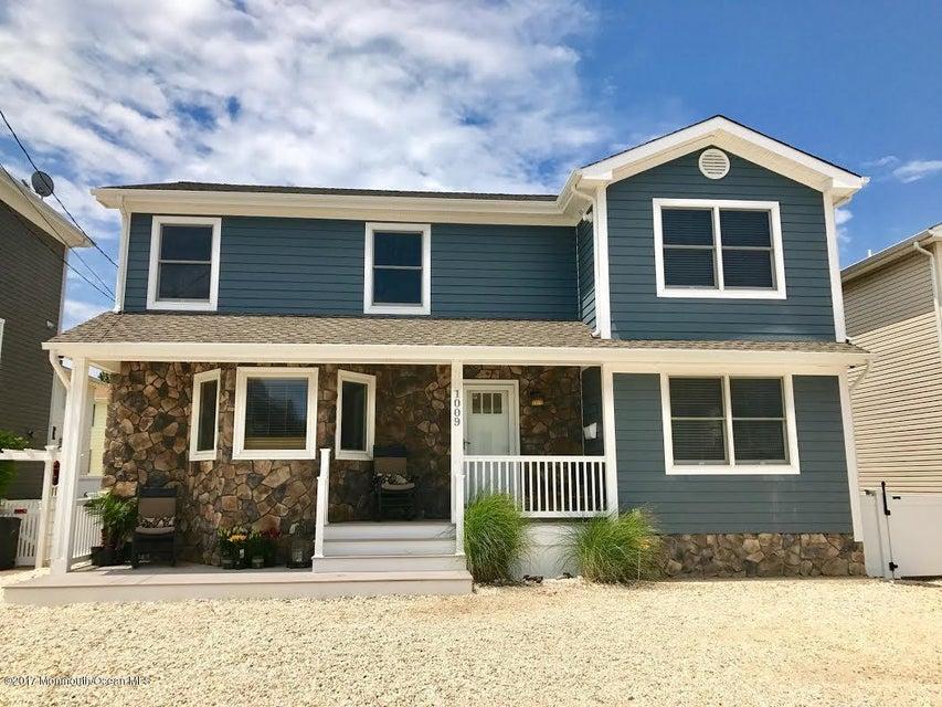 Casa Unifamiliar por un Alquiler en 1009 Boulevard 1009 Boulevard Seaside Park, Nueva Jersey 08752 Estados Unidos
