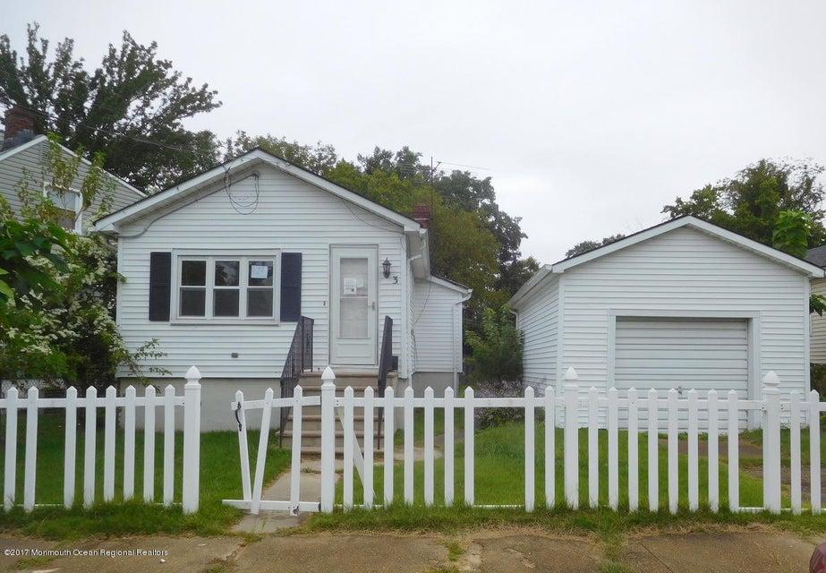 獨棟家庭住宅 為 出售 在 3 Lakewood Avenue 3 Lakewood Avenue Keansburg, 新澤西州 07734 美國