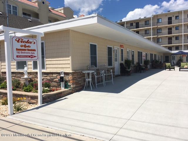 Appartement pour l à louer à 20 Sampson Avenue 20 Sampson Avenue Seaside Heights, New Jersey 08751 États-Unis