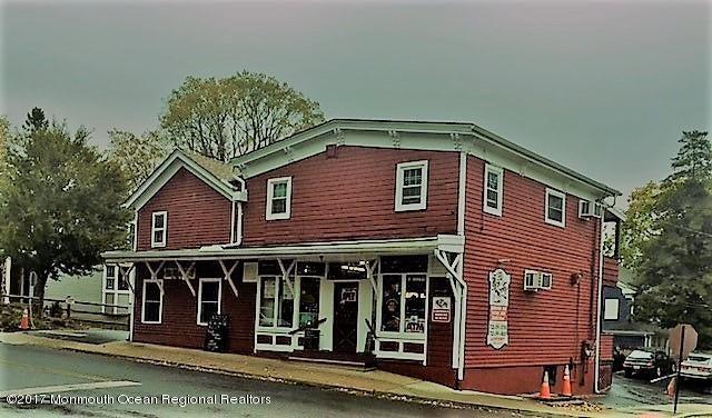 商用 のために 売買 アット 101 Navesink Avenue 101 Navesink Avenue Atlantic Highlands, ニュージャージー 07716 アメリカ合衆国