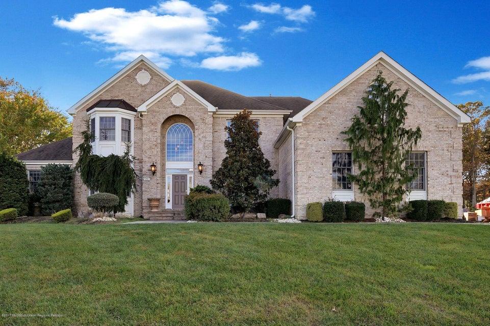 独户住宅 为 出租 在 23 Salvatore Drive 23 Salvatore Drive 莱克伍德, 新泽西州 08701 美国