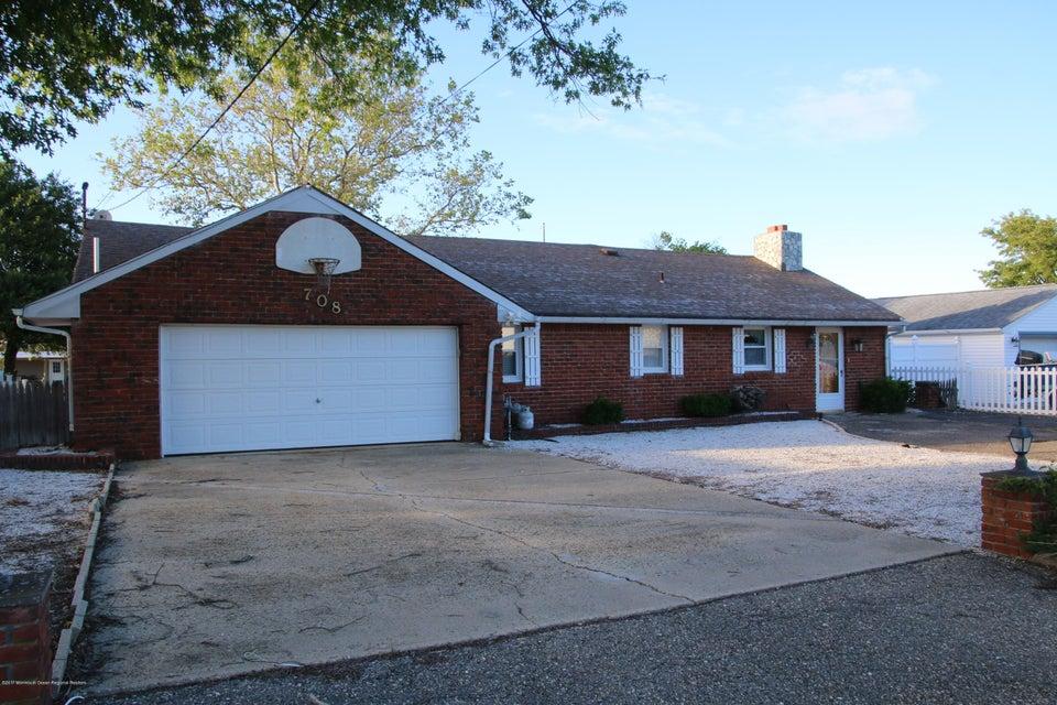 Vivienda unifamiliar por un Venta en 708 Laurel Boulevard 708 Laurel Boulevard Lanoka Harbor, Nueva Jersey 08734 Estados Unidos