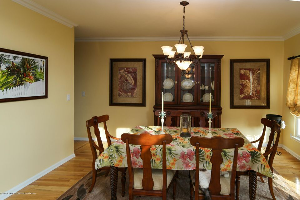 Bright, Formal Dining Room