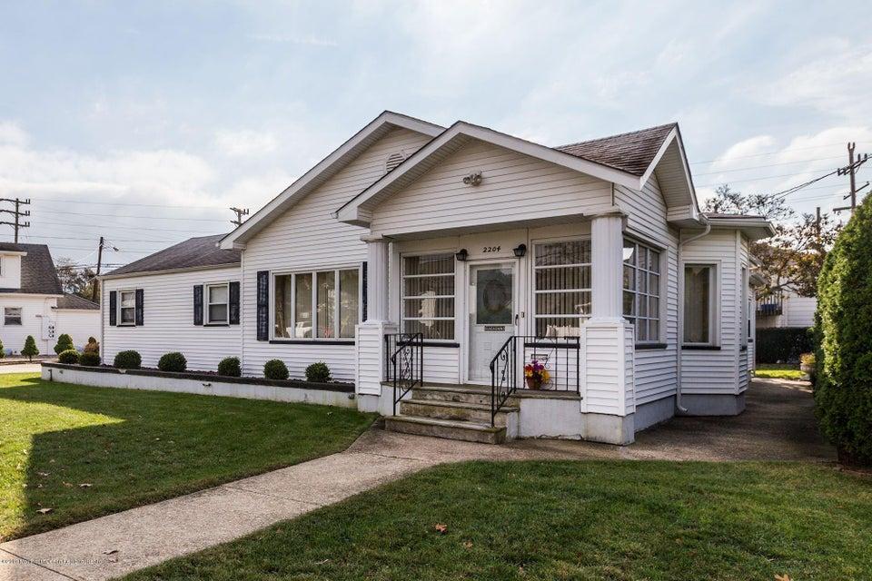 一戸建て のために 売買 アット 2204 Herbertsville Road 2204 Herbertsville Road Point Pleasant, ニュージャージー 08742 アメリカ合衆国