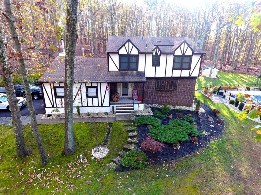 Maison unifamiliale pour l Vente à 7 Merkin Drive 7 Merkin Drive Perrineville, New Jersey 08535 États-Unis