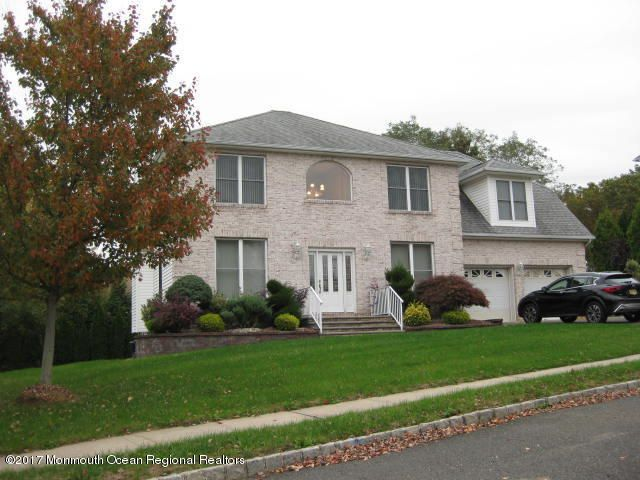 Single Family Home for Sale at 10 Strek Drive 10 Strek Drive Parlin, New Jersey 08859 United States