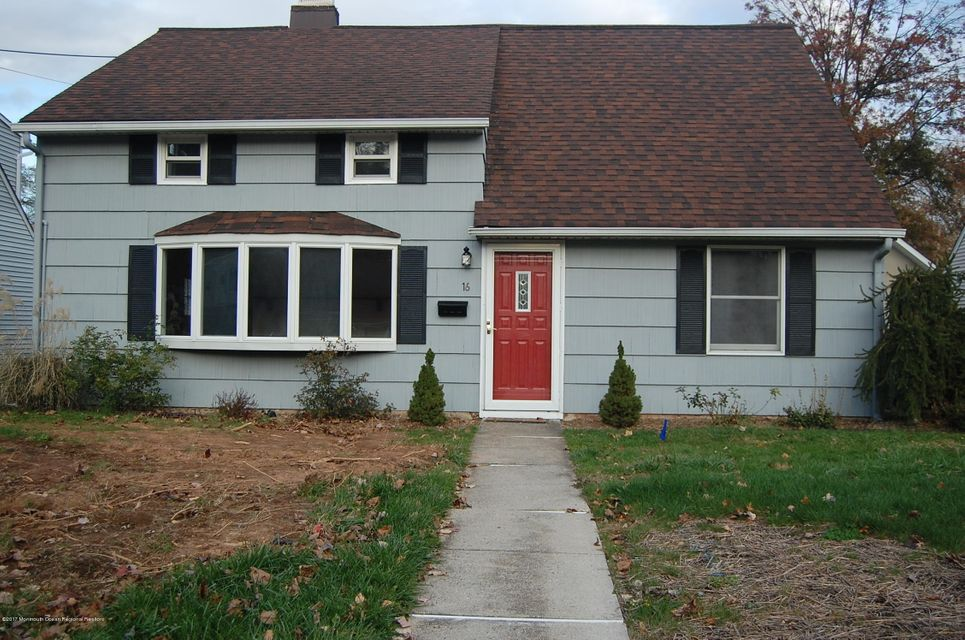 Single Family Home for Sale at 16 Tuttle Street 16 Tuttle Street Green Brook Township, New Jersey 08812 United States